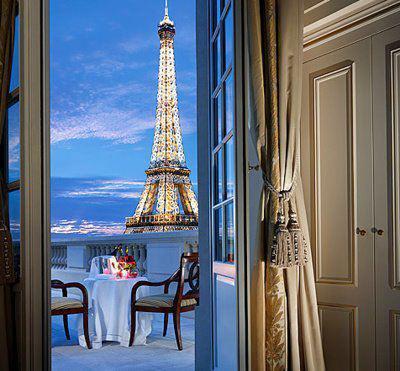 Medové týždne - Pariz