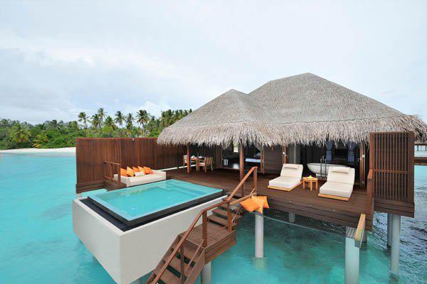Medové týždne - Bora Bora