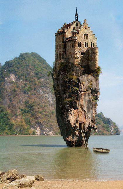 Medové týždne - James Bond Island, Thailand
