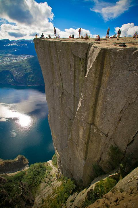 Medové týždne - Norsko