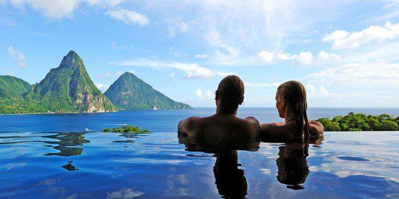Medové týždne - St. Lucia