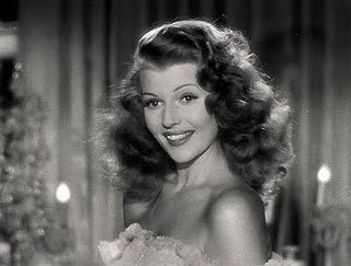 50' roky - Rita Hayworth