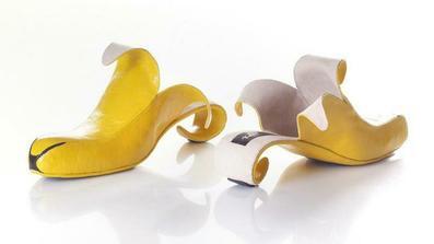 Banánové lodičky :-D
