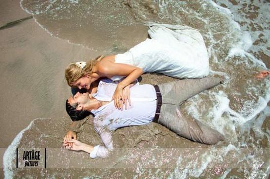 Raz na pláži .. - Obrázok č. 11