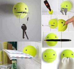 využiteľnosť tenisovej loptičky