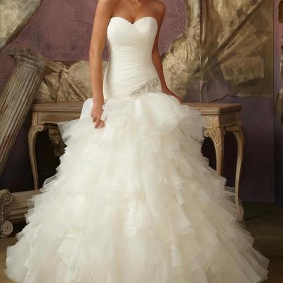 Keby som sa mohla odviazať, moja svadba snov by vyzerala takto... - Obrázok č. 14