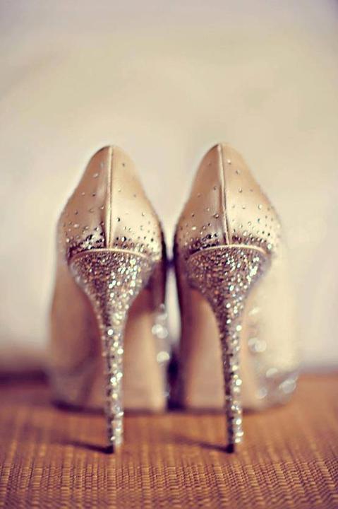 Wedding shoes <3 - Obrázok č. 1