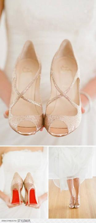 Wedding shoes <3 - Obrázok č. 25