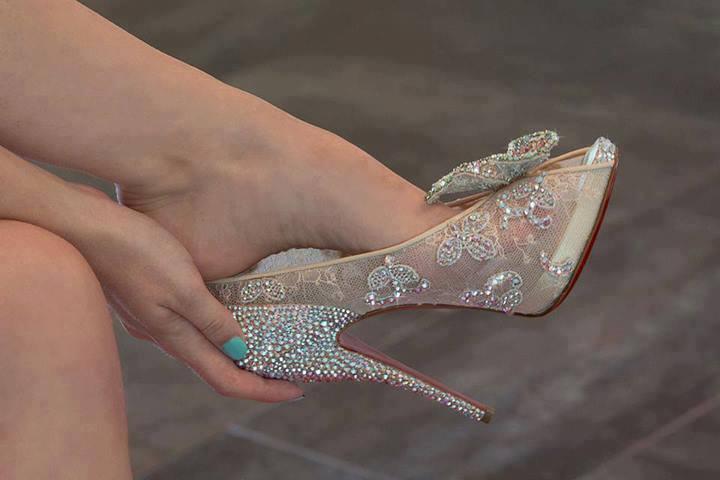 Wedding shoes <3 - Obrázok č. 35