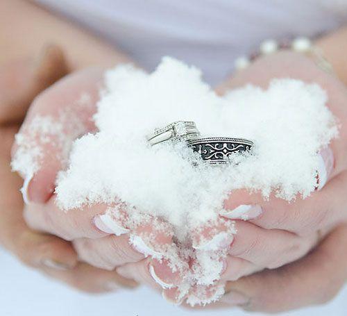 Čarovná zimná svadba - Obrázok č. 3