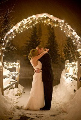 Čarovná zimná svadba - Obrázok č. 2