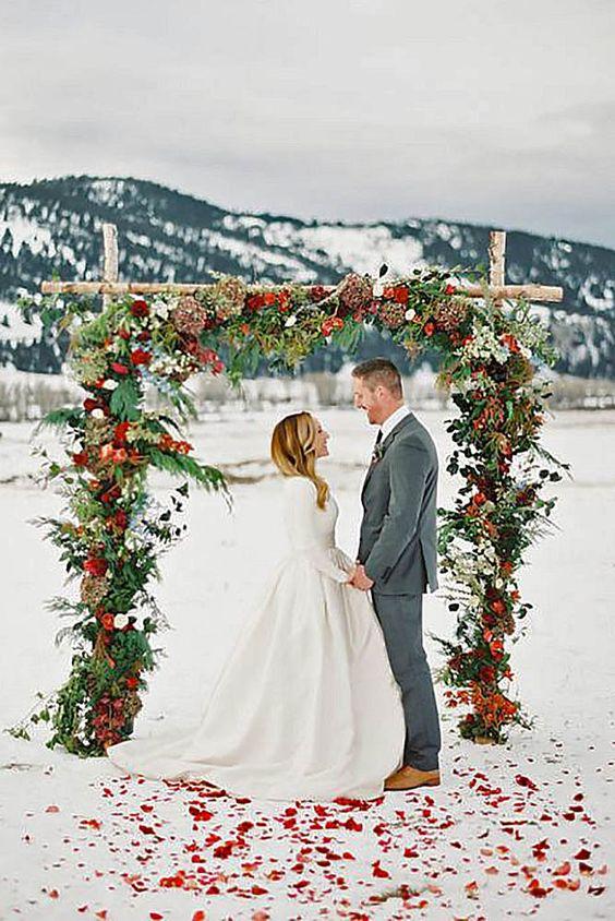 Čarovná zimná svadba - Obrázok č. 33