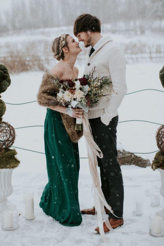 Čarovná zimná svadba - Obrázok č. 39