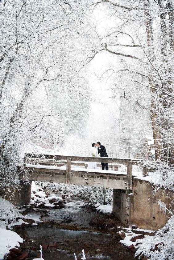 Čarovná zimná svadba - Obrázok č. 1