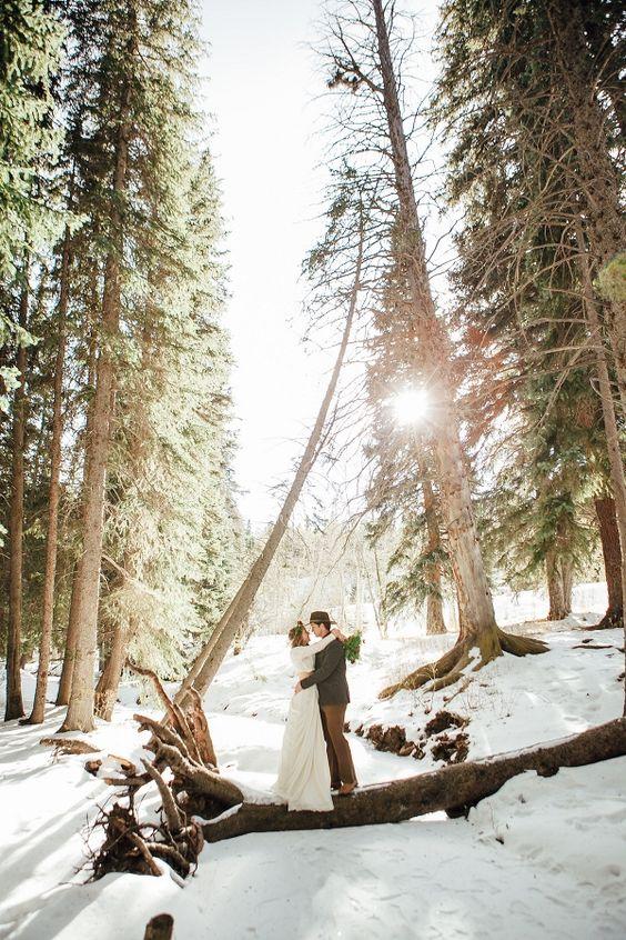 Čarovná zimná svadba - Obrázok č. 54