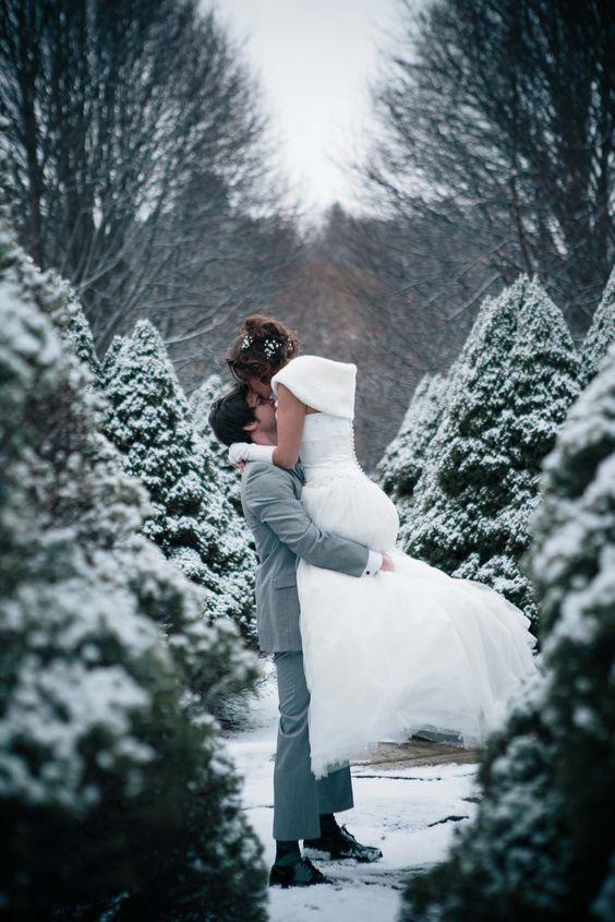 Čarovná zimná svadba - Obrázok č. 58