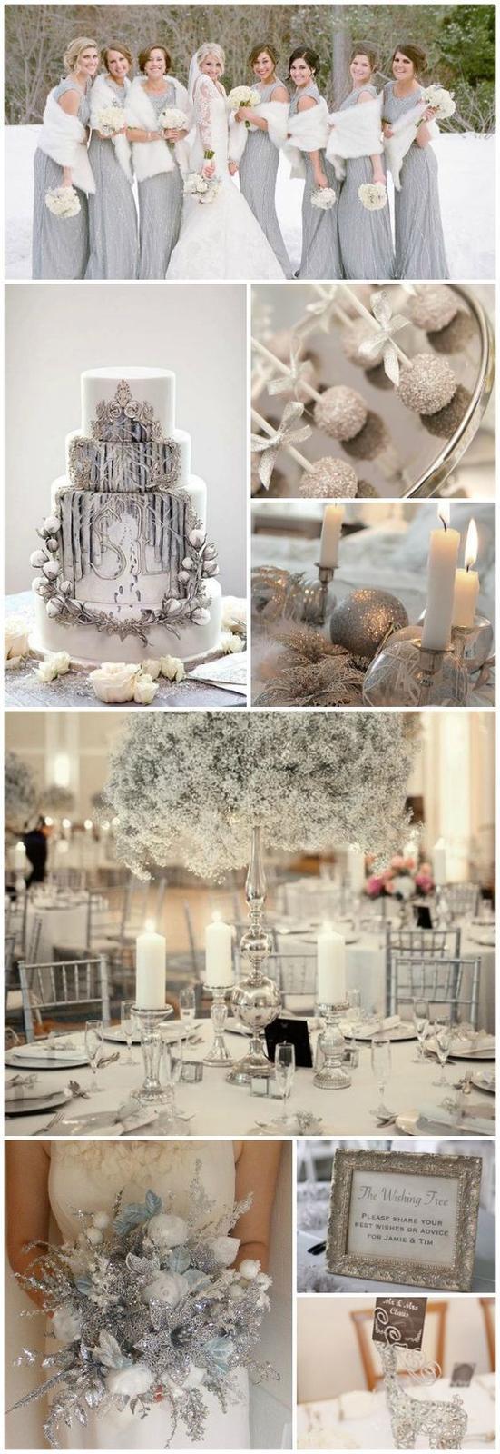 Čarovná zimná svadba - Obrázok č. 72