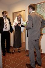 Ptaní nevěsty - nabídka první nevěsty (synovec) :-)