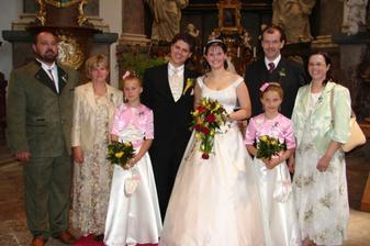 Rodinné foto.