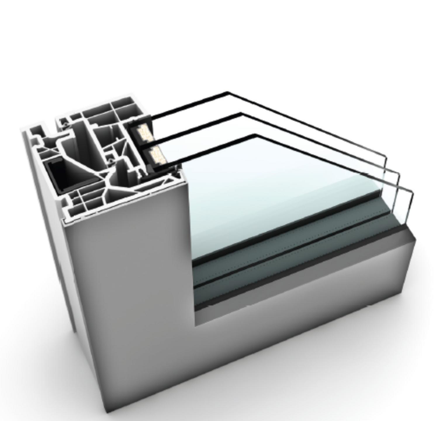 Nové Internorm okno KF520 získalo ocenenie German Innovation Award a MUSE Design Award - Obrázok č. 3