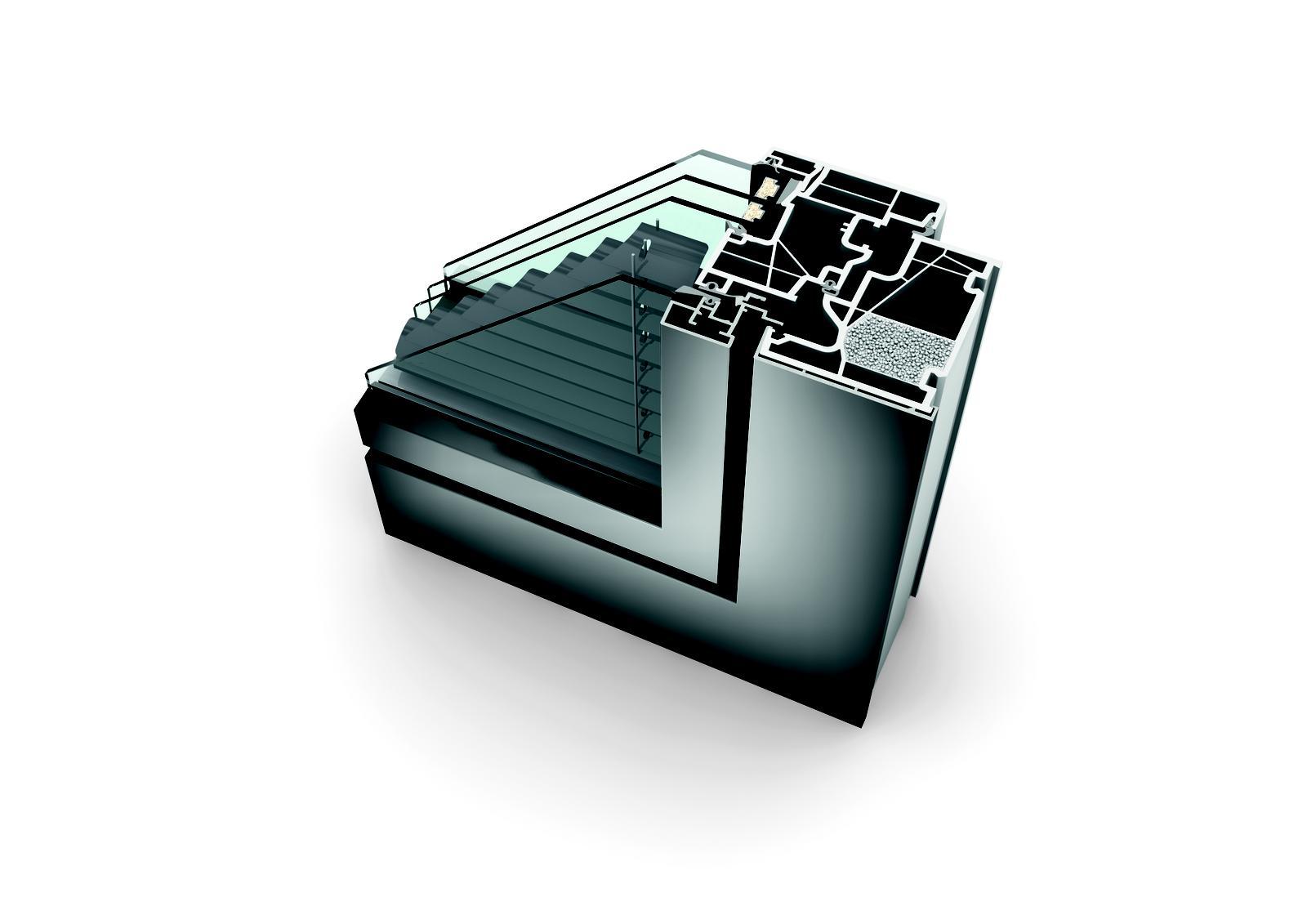 I-tec Insulation - Internorm okno KV440 Home pure