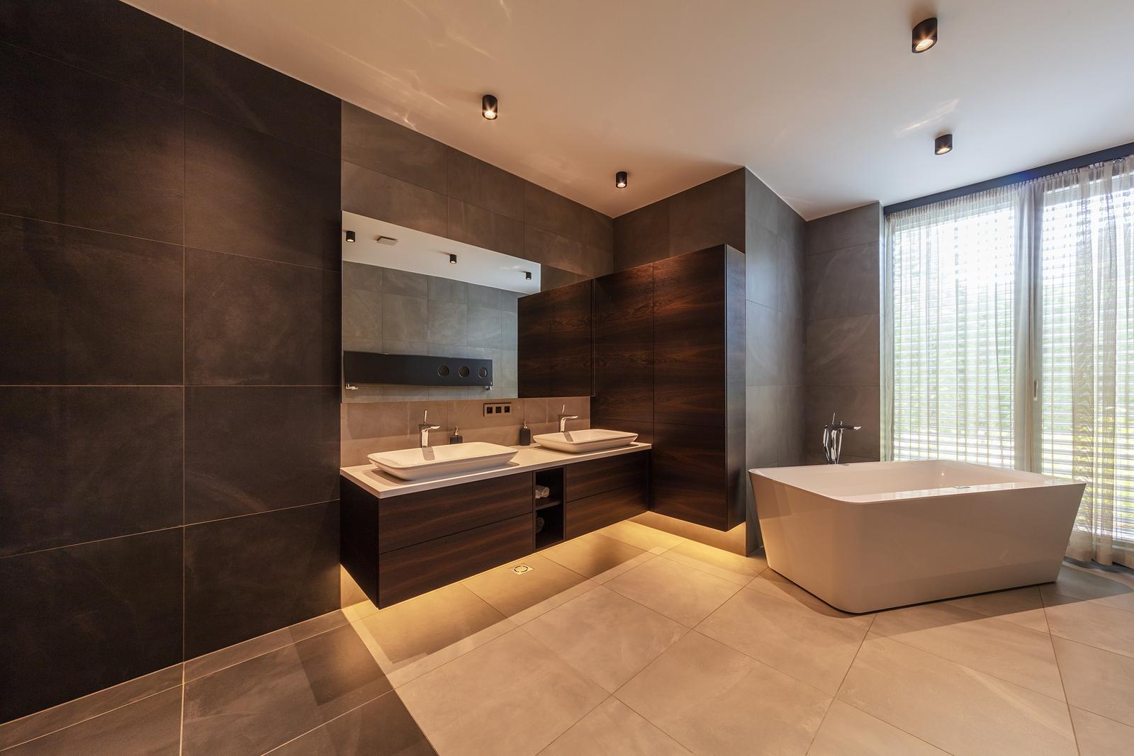 Inšpirujte sa.... kúpeľňa s krásnym výhľadom - Obrázok č. 1