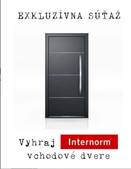 TERAZ : jedinečné Internorm súťaž na instagrame - Obrázok č. 1