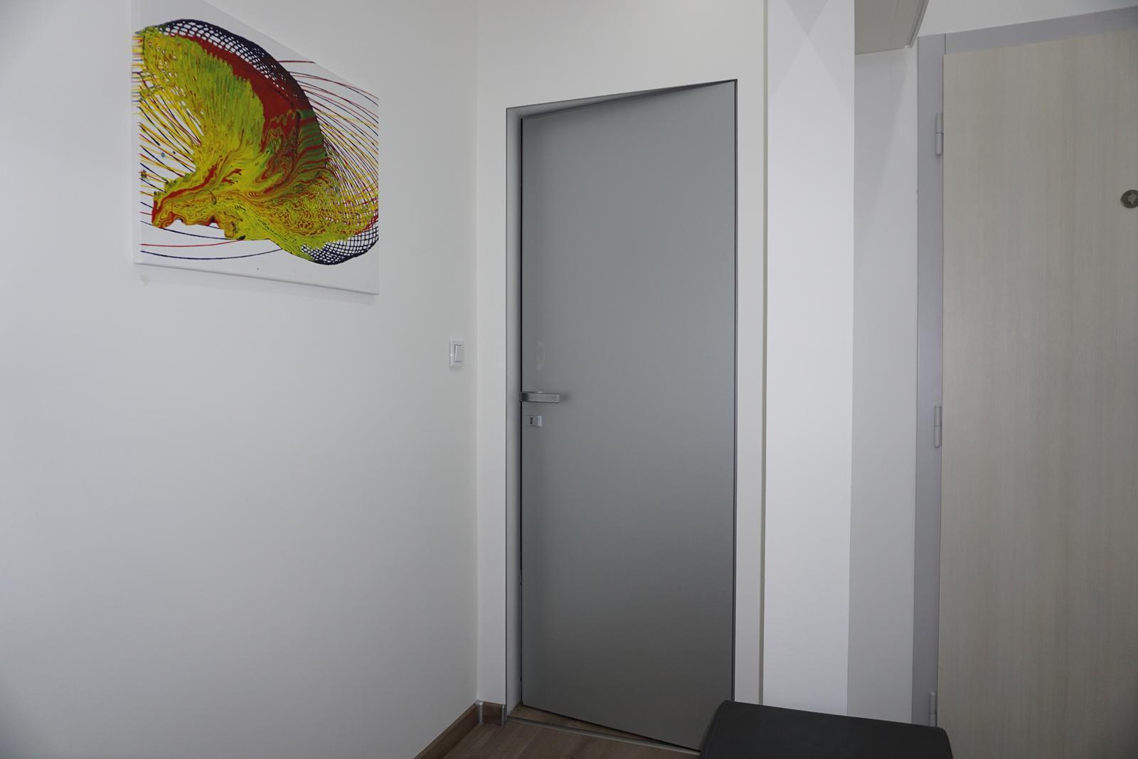 Skryté zárubne reverzné + dvere SAPELI - Obrázok č. 2