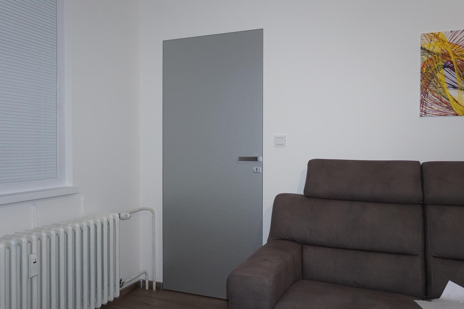 Skryté zárubne reverzné + dvere SAPELI - Obrázok č. 3