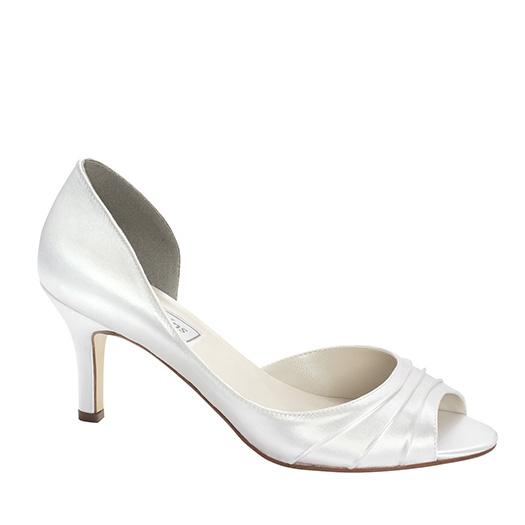 6f2d7cd99cc Kde seženu nízké elegantní svatební boty vel. 42  ...