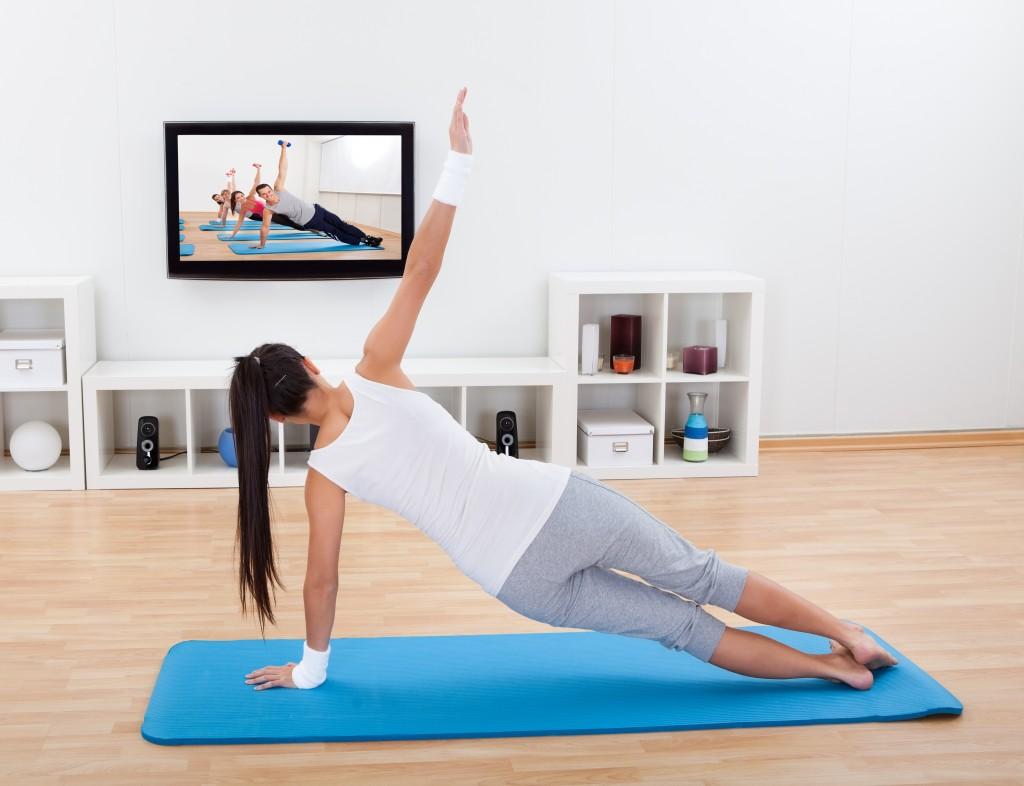 Cvičíme, formujeme a spevňujeme telo doma - Fotka skupiny