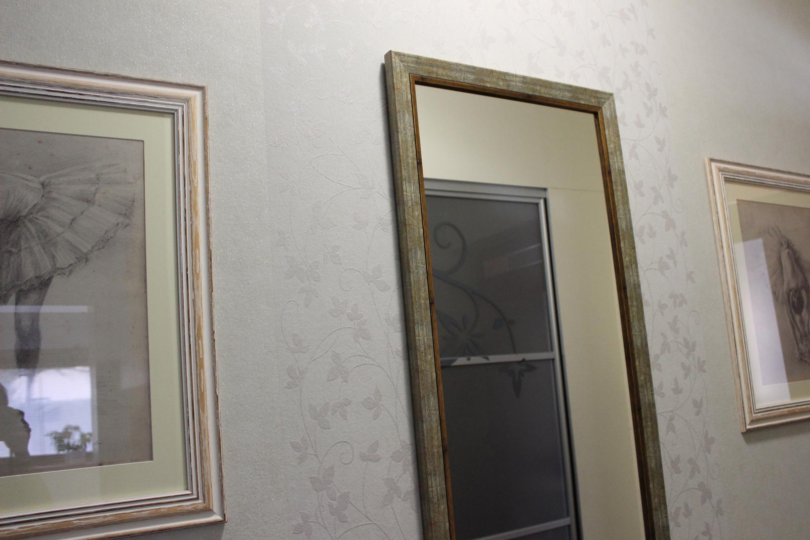 Šedozelenkavá vliesová tapeta, jemný vzor, 14m - Obrázok č. 2