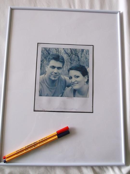Čo už máme :-) - sem nám budú naši hostia na svadbe písať čo len chcú :-)