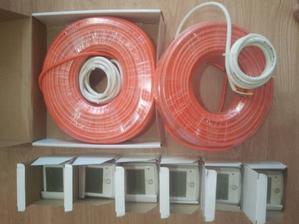 vytúžené elektrická podlahovka :)