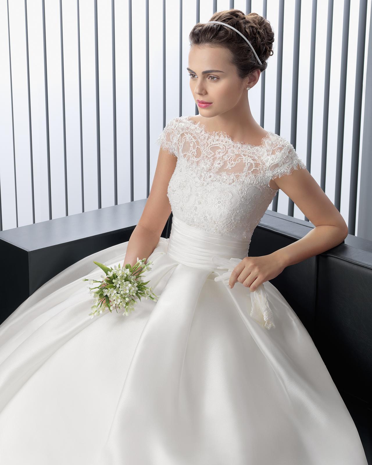 Svadobné šaty Rosa Clará - Obrázok č. 3