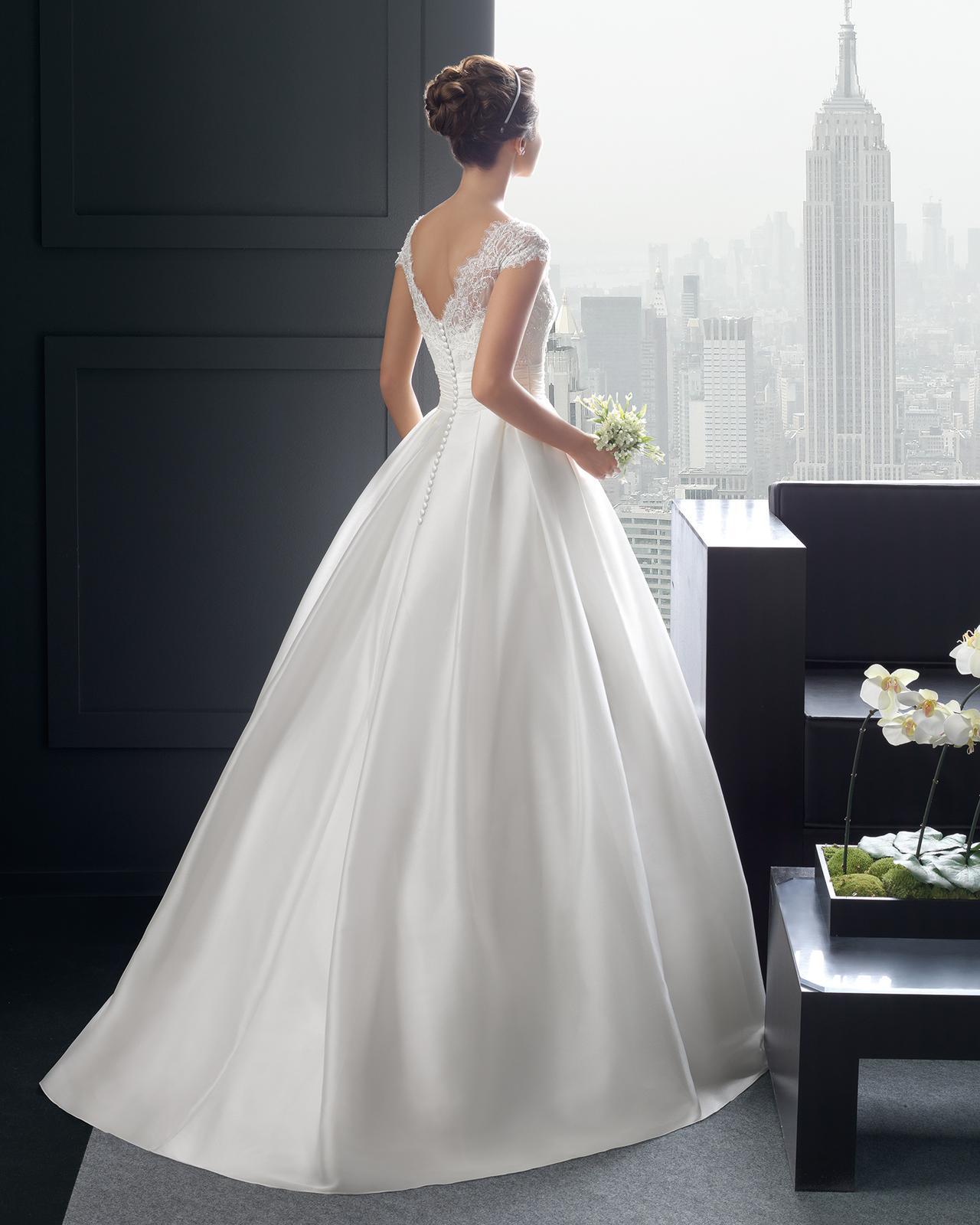 Svadobné šaty Rosa Clará - Obrázok č. 4