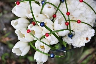 Květiny pro maminky a babičky :-)