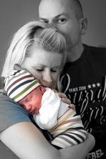 25. 10. 2012 se nám narodil syn Alvin :-*