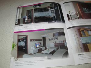 Moja kuchyňa a obývačka v najnovšom katalógu f.Kočiš
