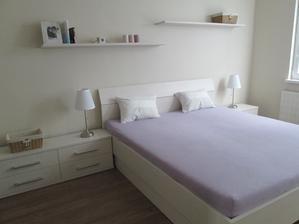 Konečne matrace a 1.noc na novej posteli...