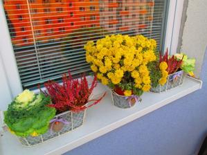Náš jesenný balkón