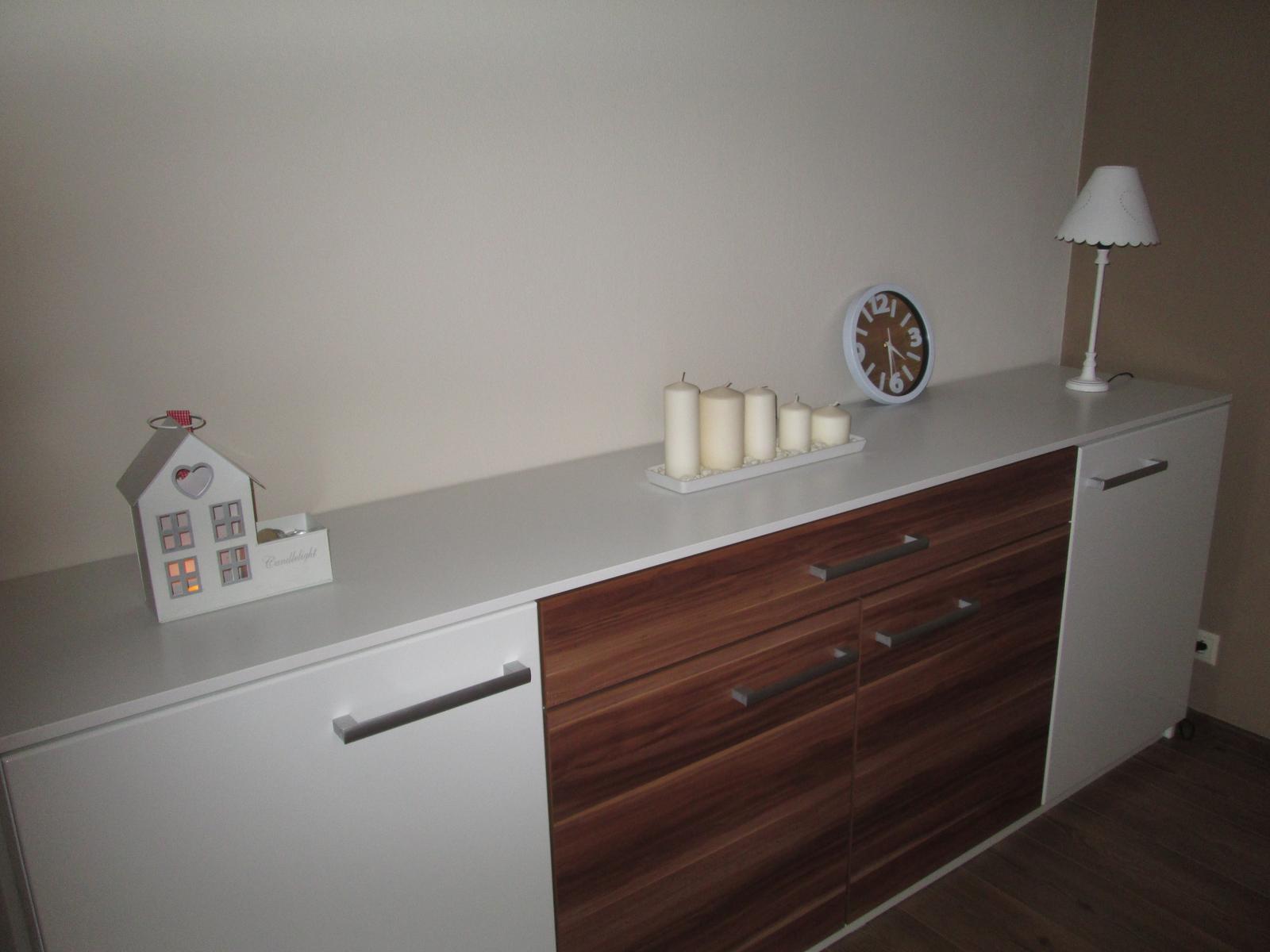 Náš bytík - Odkedy mám tento domček svietim aj cez deň...