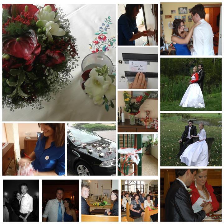 (ne)svadbovica 14.9.2013 ... :) - Obrázok č. 1