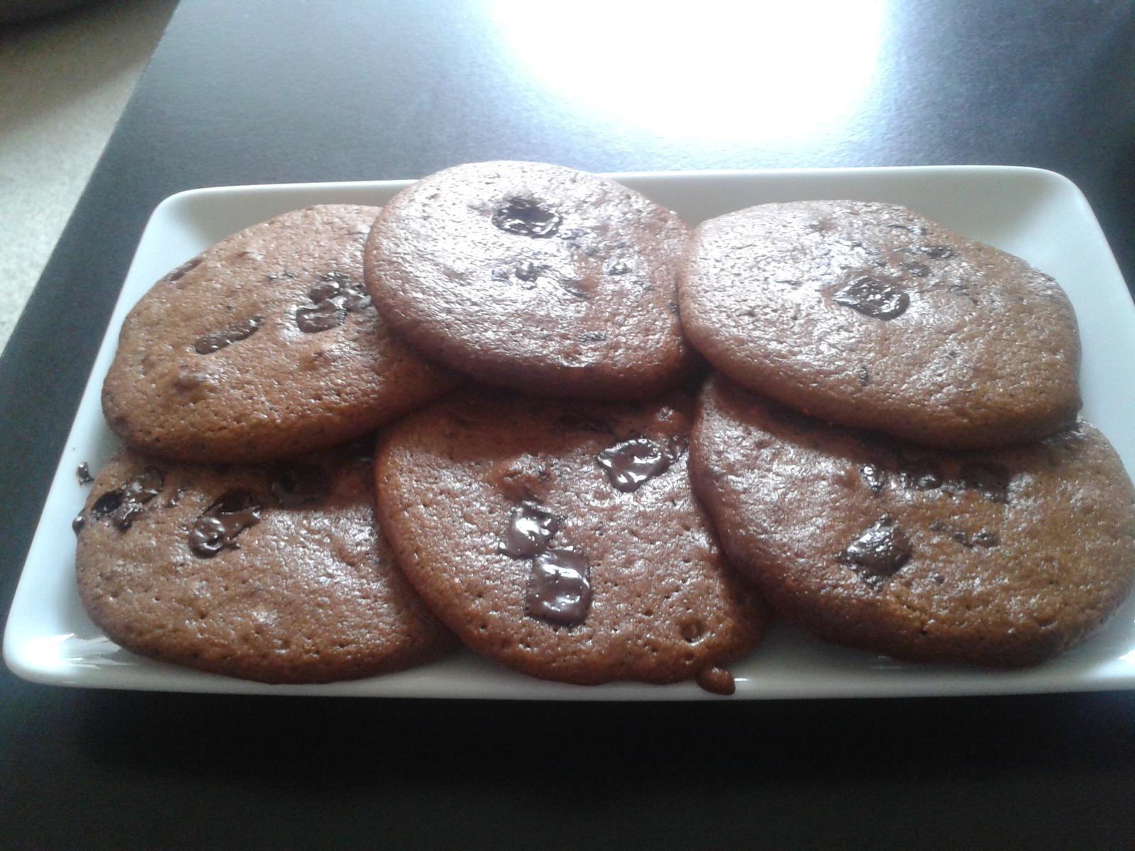 Takze cookies: 90g masla nizkotucneho... - Obrázok č. 1
