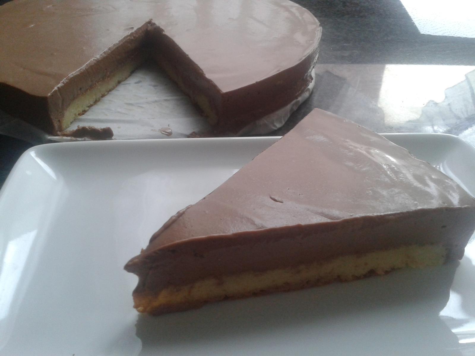 Dnesny luxusny kososovo-cokoladovy kolac: Korpus:... - Obrázok č. 1