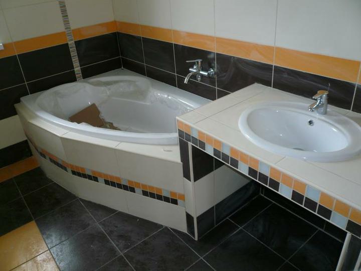 Taak toto ma absolutne dostalo - Zabudované umývadlo