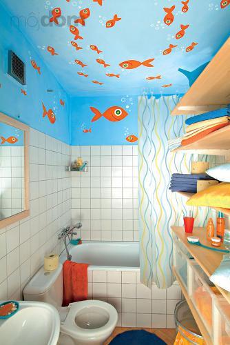 Moje sníčky - Dobrý strop do kúpelne :-)