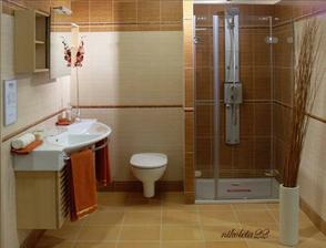 Krásna kúpelňa