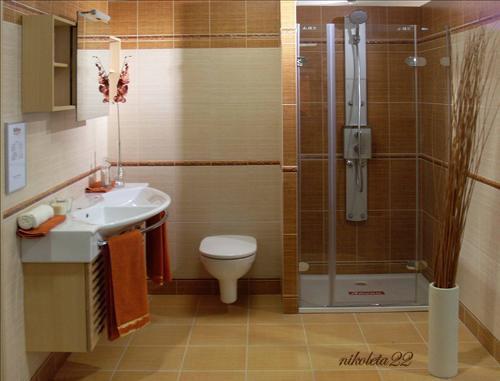 Taak toto ma absolutne dostalo - Krásna kúpelňa