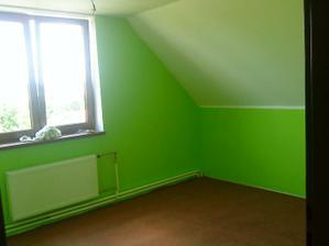 ložnice (koberec bude jiný)